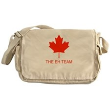 The Eh Team Messenger Bag