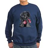 Newfoundland dog Tops