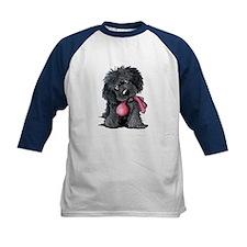 Playful Newfie Pup Tee