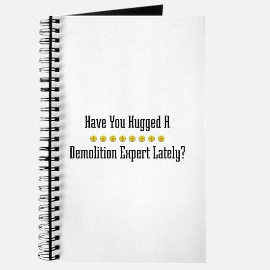 Hugged Demolition Expert Journal
