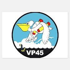 vp-45 Invitations