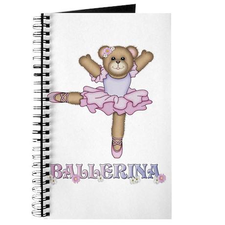 BALLERINA BEAR - Journal