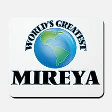 World's Greatest Mireya Mousepad