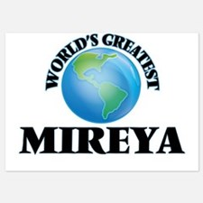 World's Greatest Mireya Invitations