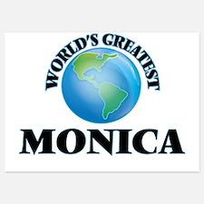 World's Greatest Monica Invitations