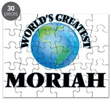 World's Greatest Moriah Puzzle