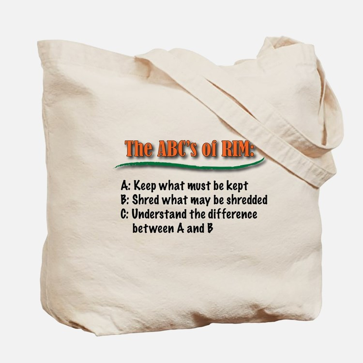 OCARMA Tote Bag