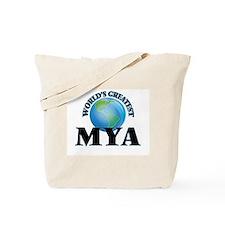 World's Greatest Mya Tote Bag
