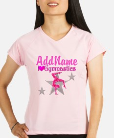 GYMNASTICS LOVE Performance Dry T-Shirt