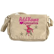 GYMNASTICS LOVE Messenger Bag