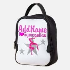 GYMNASTICS LOVE Neoprene Lunch Bag