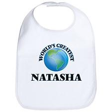 World's Greatest Natasha Bib