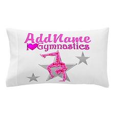 GYMNASTICS LOVE Pillow Case