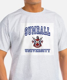 SUMRALL University T-Shirt