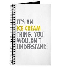 Ice Cream Thing Journal