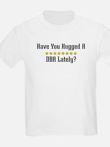 Hugged DBA T-Shirt