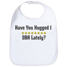 Hugged DBA Bib