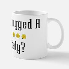 Hugged DBA Mug