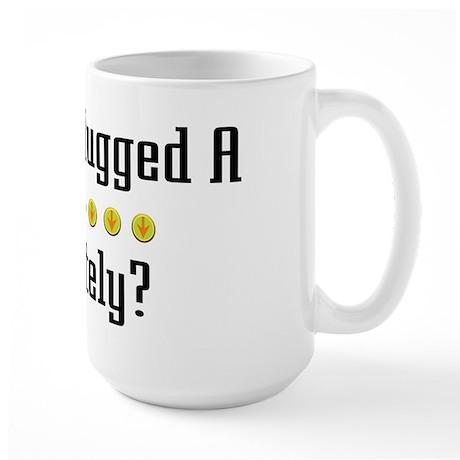 Hugged DBA Large Mug