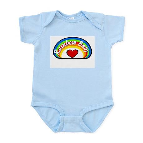 Rainbow Baby Infant Creeper