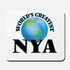 World's Greatest Nya Mousepad