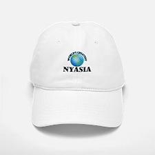 World's Greatest Nyasia Baseball Baseball Cap