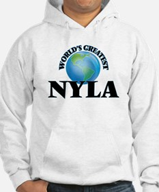 World's Greatest Nyla Hoodie Sweatshirt