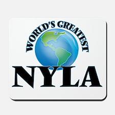 World's Greatest Nyla Mousepad