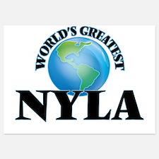 World's Greatest Nyla Invitations