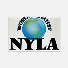 World's Greatest Nyla Magnets