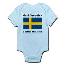 Half Swedish Body Suit