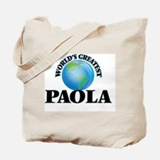 World's Greatest Paola Tote Bag