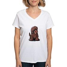 Brown Newfie Shirt