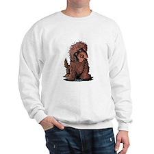 Brown Newfie Sweatshirt