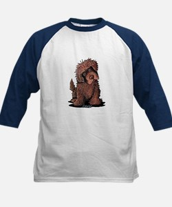 Brown Newfie Tee