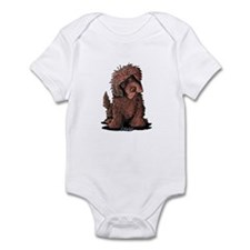 Brown Newfie Infant Bodysuit