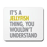 Jellyfish Classic Mousepad