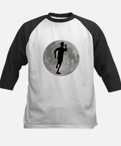 Runner Moon Baseball Jersey