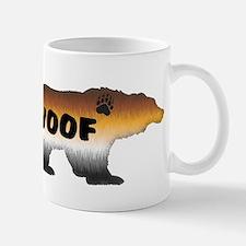 FURRY PRIDE BEAR/WOOF Mug