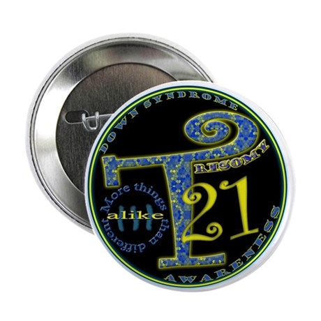 """More things alike 2.25"""" Button (10 pack)"""