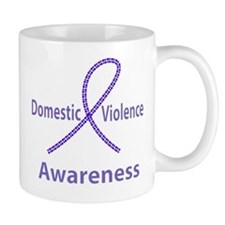 Domestic Violence Awareness Mugs