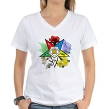 Eastern Star Floral Shirt