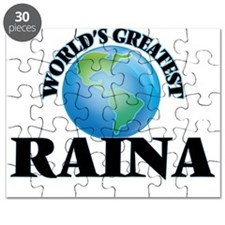 World's Greatest Raina Puzzle