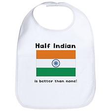 Half Indian Bib