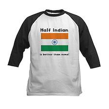 Half Indian Baseball Jersey