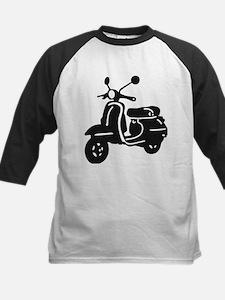 Moped Retro Scooter Baseball Jersey
