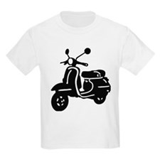 Moped Retro Scooter T-Shirt