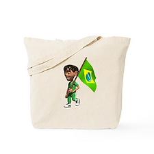 Brazil Boy Tote Bag