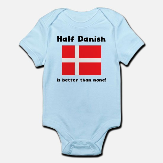 Half Danish Body Suit