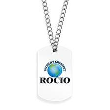 World's Greatest Rocio Dog Tags